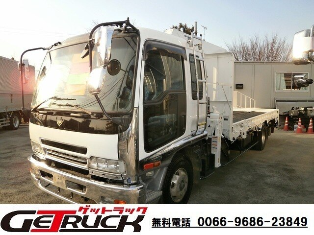 ISUZU / Forward (PA-FRD34L4)
