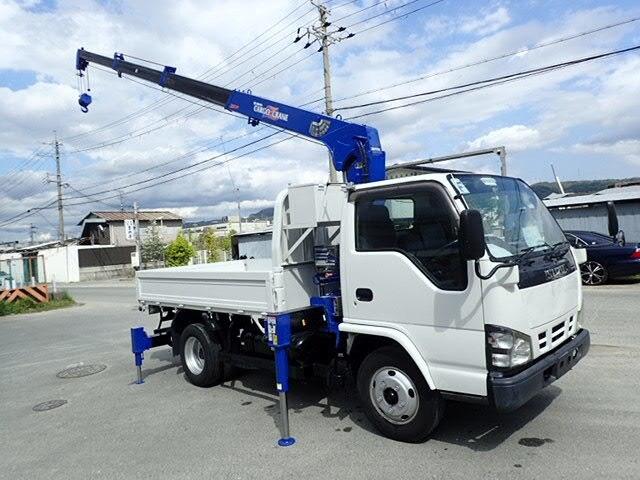 ISUZU / Elf Truck (PB-NKR81R)