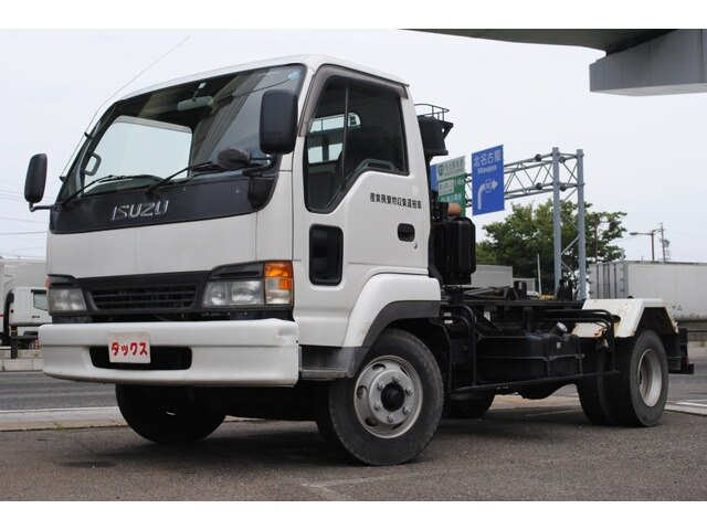 ISUZU / Forward (PB-NRR35E3)