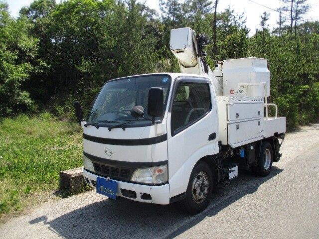 HINO / Dutro (PB-XZU301X)