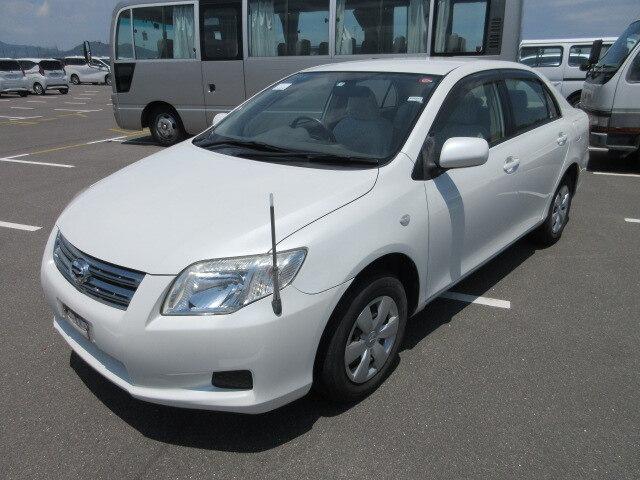 TOYOTA / Corolla Axio/ (DBA-NZE141)