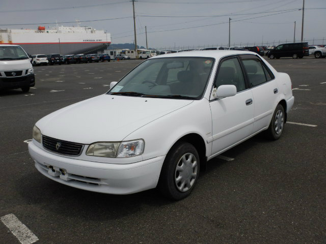 TOYOTA Corolla Sedan for Sale Used Stock List | BE FORWARD Japanese