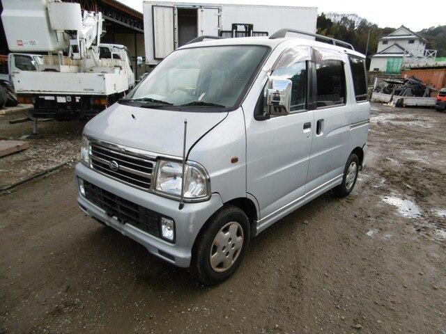 DAIHATSU / Atrai Wagon (GF-S220G)