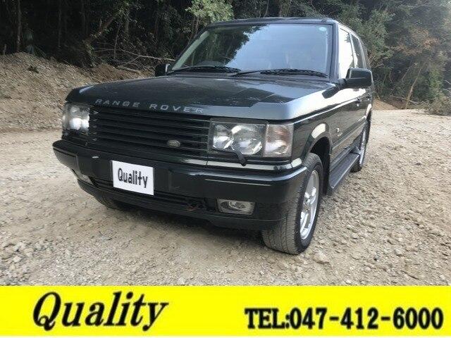LAND ROVER Range Rover;