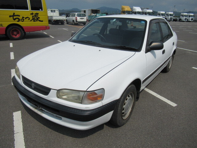 TOYOTA Corolla Sedan for Sale Used Stock List | BE FORWARD Japanese