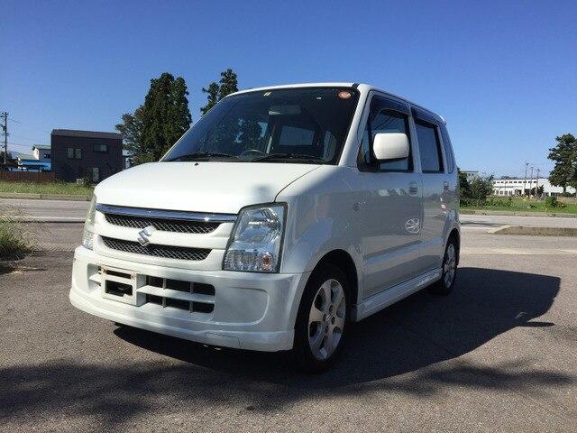 SUZUKI / Wagon R (CBA-MH21S)