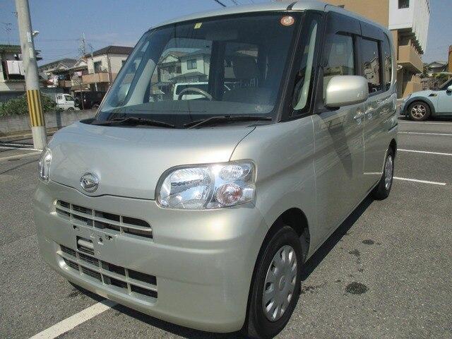 DAIHATSU / Tanto (DBA-L375S)