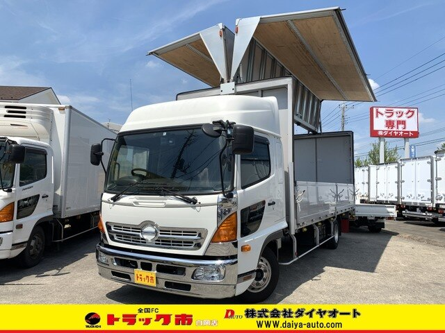 HINO / Ranger/ (TKG-FD9JLAA)
