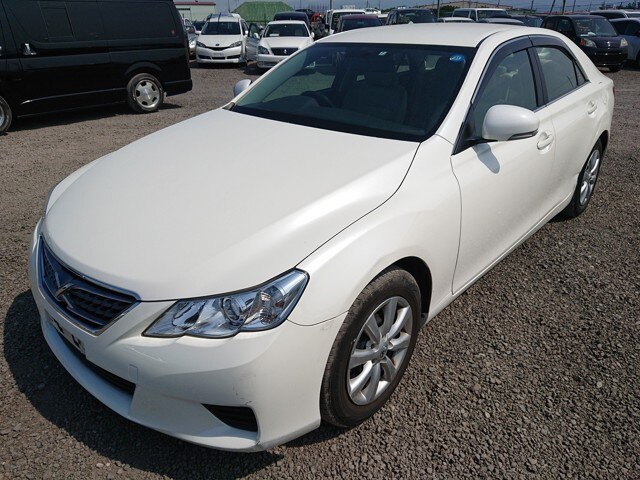 TOYOTA / Mark X (DBA-GRX130)