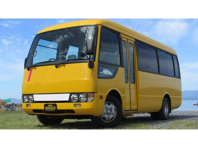 Mitsubishi Fuso / Rosa Bus (KK-BE63EE)