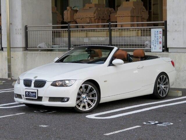 BMW / 3 Series Cabrioret (ABA-WL35)