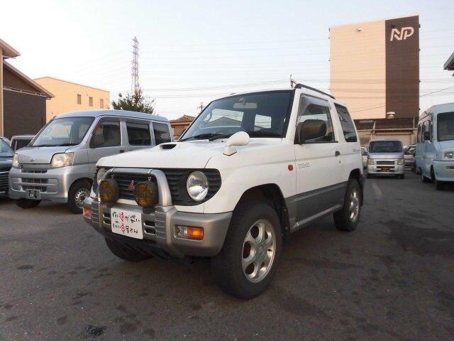 MITSUBISHI / Pajero Mini (E-H56A)