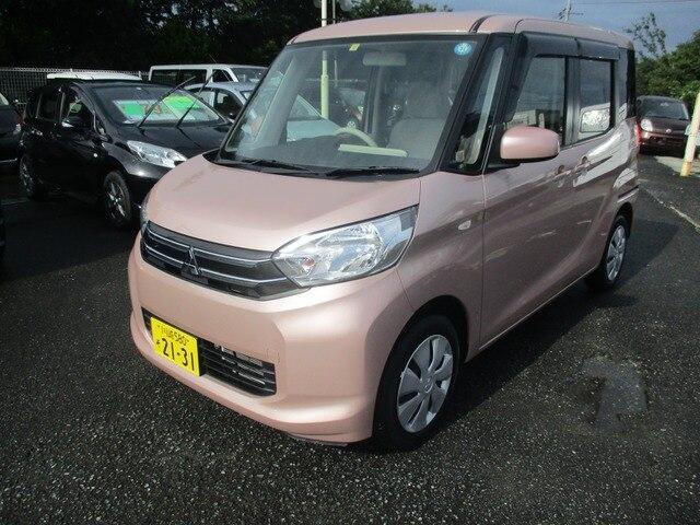 MITSUBISHI / ek Space (DBA-B11A)