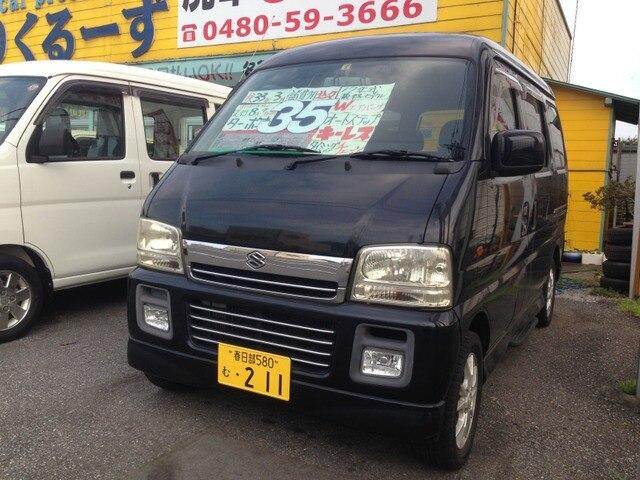 SUZUKI / Every Wagon (GH-DA62W)