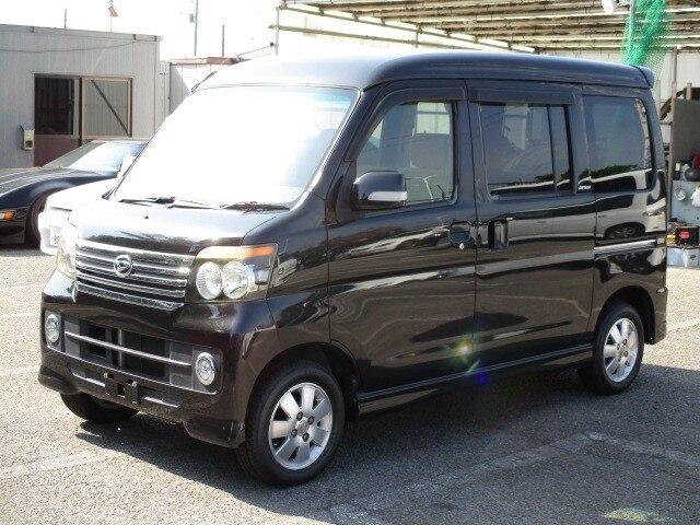 DAIHATSU / Atrai Wagon (ABA-S321G)