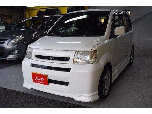 MITSUBISHI / eK Wagon (UA-H81W)