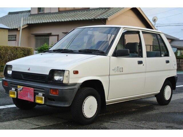MITSUBISHI / Minica (E-H14A)