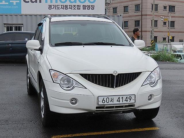 Ssangyong / Actyon