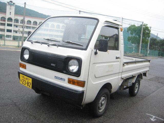 MITSUBISHI / Minicab Truck (m-l015p)