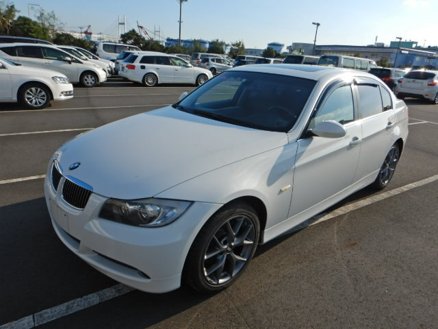 BMW / 3 Series (ABA-VF25)