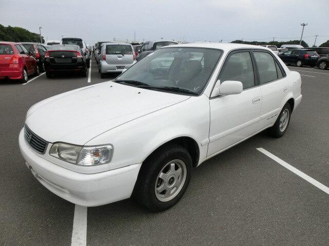 TOYOTA / Corolla Sedan (GF-AE114)
