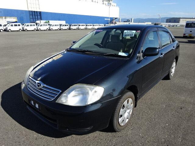 TOYOTA / Corolla Sedan (UA-NZE121)