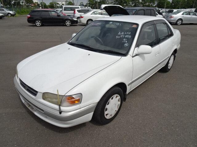 TOYOTA / Corolla Sedan/ (E-AE110)