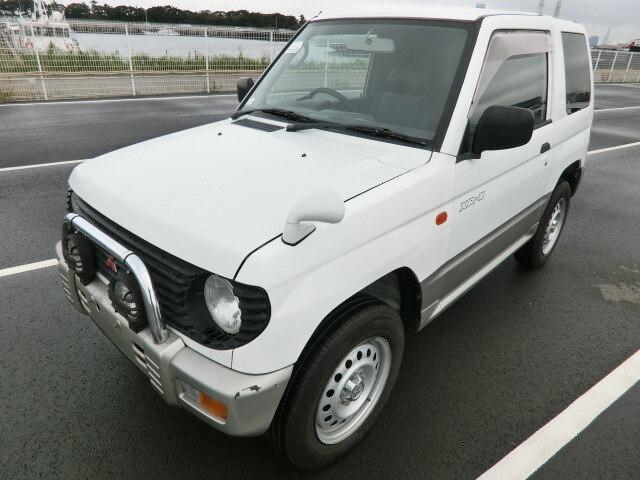 MITSUBISHI Pajero Mini.