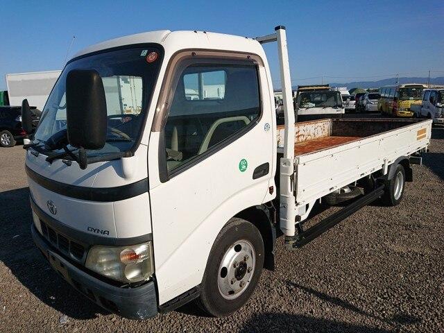 TOYOTA / Dyna Truck (PB-XZU348)