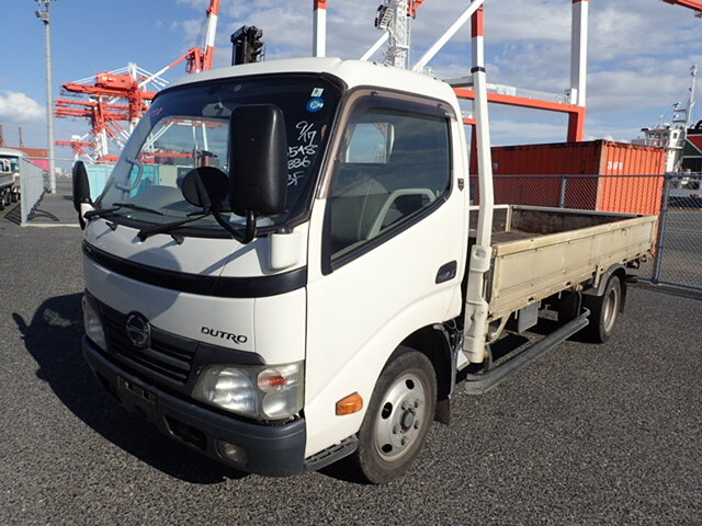 HINO / Dutro (BKG-XZU548M)