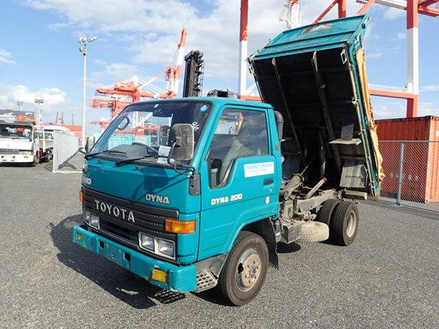 TOYOTA / Dyna Truck (U-BU72D)