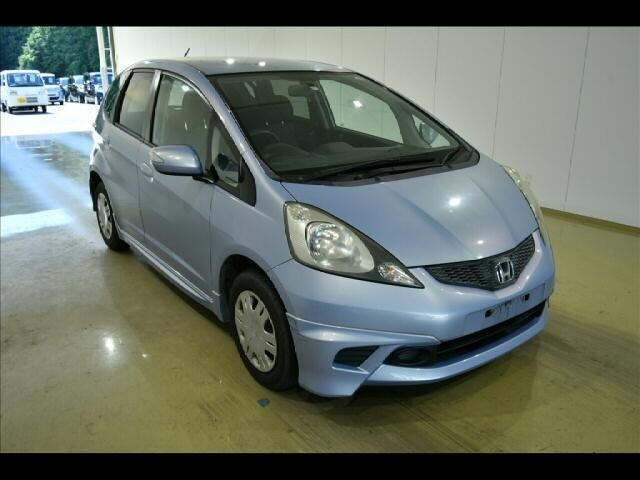 HONDA / Fit (DBA-GE6)