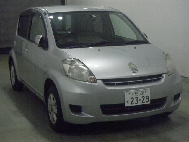 DAIHATSU / Boon (DBA-M300S)