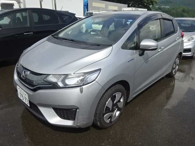 HONDA / Fit Hybrid (DAA-GP5)