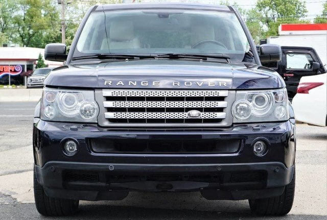 LAND ROVER / Range Rover Sport (V8)