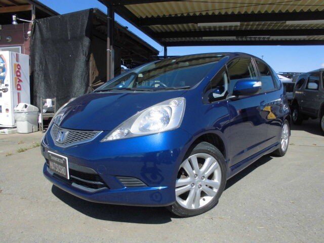 HONDA / Fit (DBA-GE8)