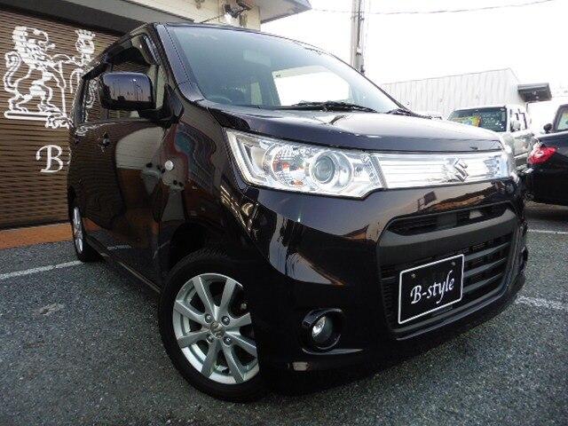 SUZUKI / Wagon R (DBA-MH34S)