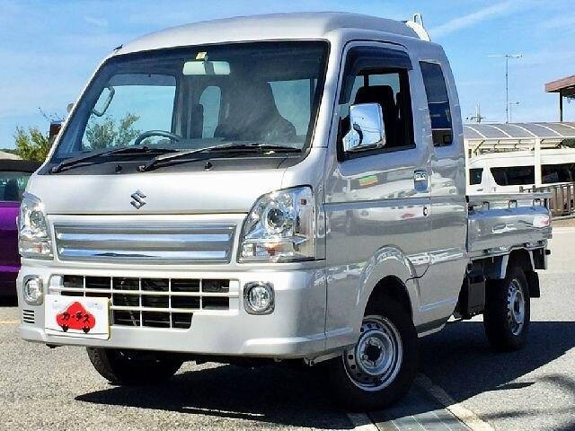 SUZUKI / Carry Van (EBD-DA16T)