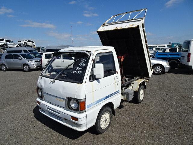 DAIHATSU Hijet Truck]