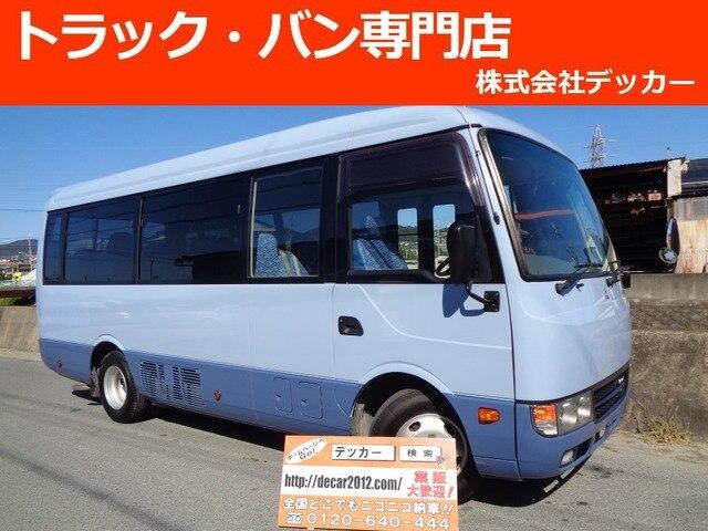 Mitsubishi Fuso / Rosa Bus (TPG-BE640E)