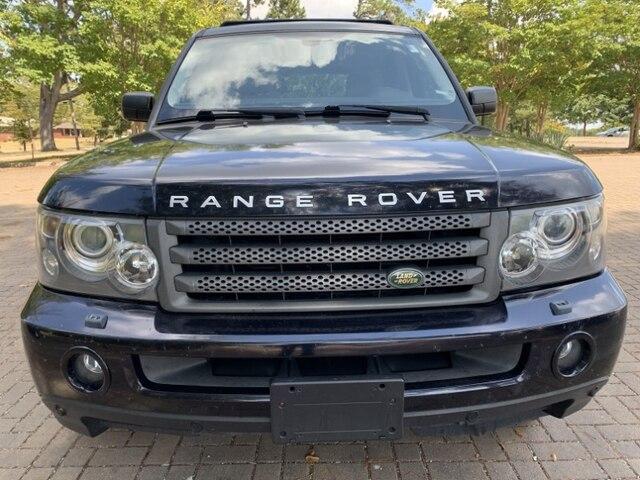 LAND ROVER / Range Rover Sport/ (V8)