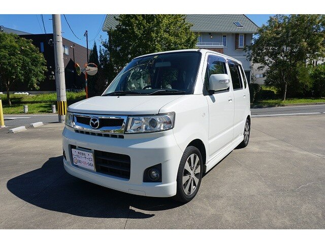 MAZDA / AZ-Wagon (CBA-MJ22S)