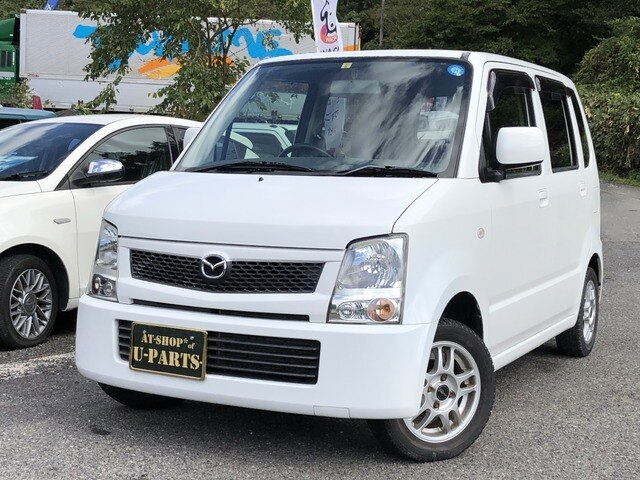 MAZDA / AZ-Wagon/ (DBA-MJ21S)