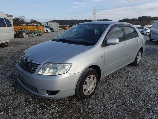 TOYOTA / Corolla Sedan (CBA-NZE121)