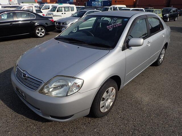 TOYOTA / Corolla Sedan/ (UA-NZE121)