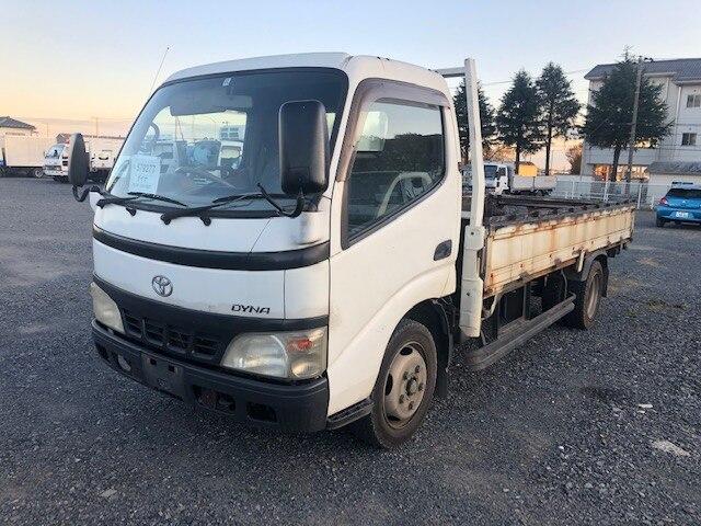 TOYOTA / Dyna Truck (KK-BU346)