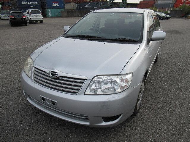 TOYOTA / Corolla Sedan/ (DBA-NZE121)