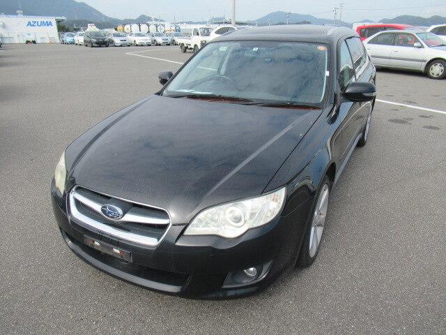 SUBARU / Legacy Touring Wagon/ (TA-BP5)