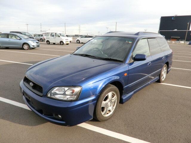 SUBARU / Legacy Touring Wagon (TA-BH5)