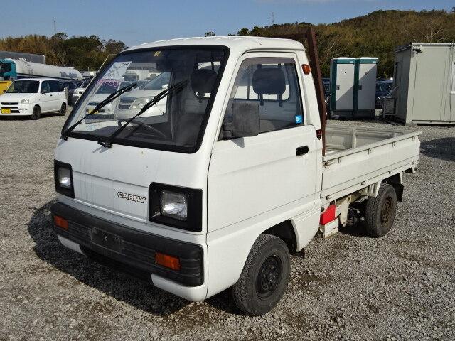 SUZUKI Carry Truck;